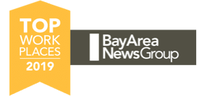 Top Work Places 2019 by BayArea NewsGroup