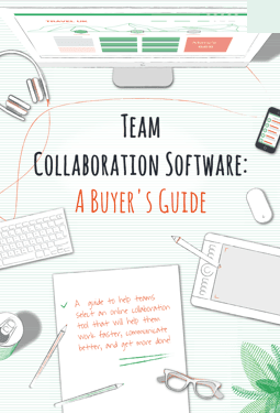 Collaboration Software for Marketing Teams: A Buyer's Guide (in inglese)