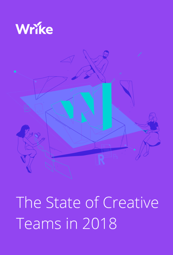 The State of Creative Teams in2018